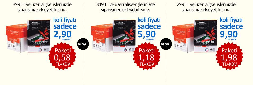 Dünya devi Domtar Image Print Fotokopi Kağıdı'nda inanılmaz fiyatlar!