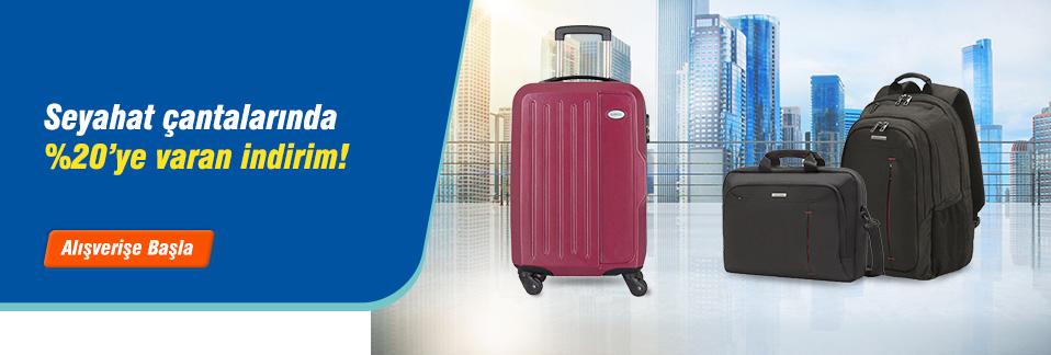 Yaklaşan seyahat dönemine özel %20'ye varan indirim fırsatı Avansas.com'da!