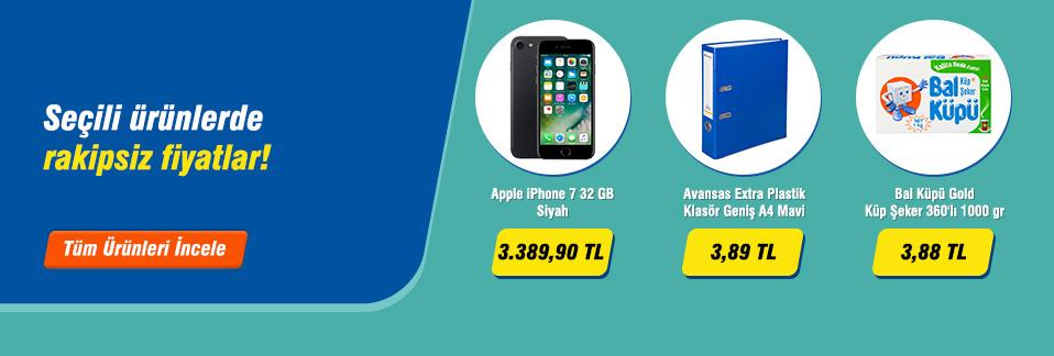 İşyerinize özel seçili ürünlerde rakipsiz fiyatlar Avansas.com'da!